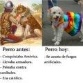Perros de antes vs perros actuales