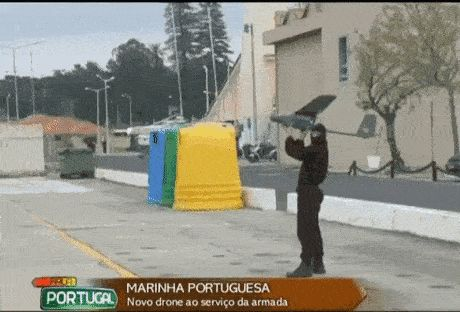 La marina portuguesa