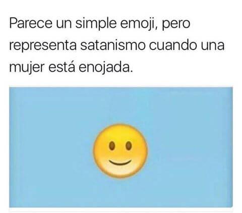 Parece un simple emoji