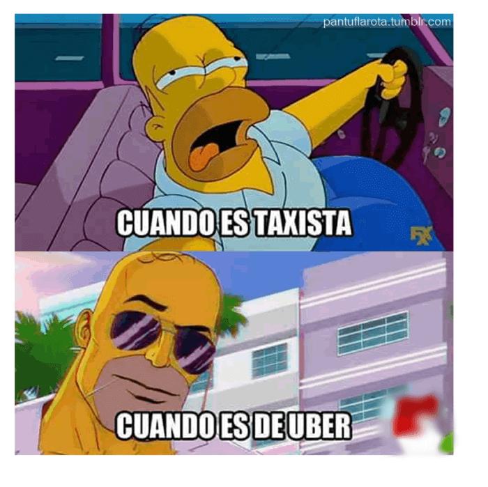 Uber es mejor