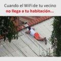 Cuando el Wifi del vecino no llega a nuestra habitacion