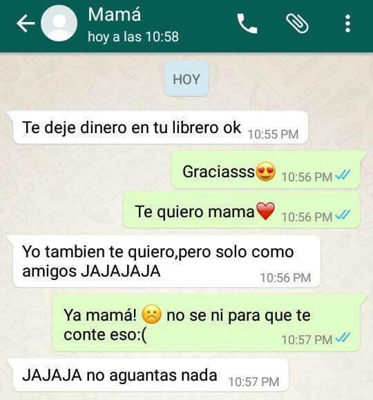 Cuando ni tu madre te quiere