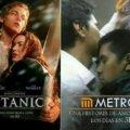 Titanic vs Metro