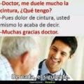 Cuando el ir al doctor no es la solucion