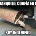Cuando eres ingeniero
