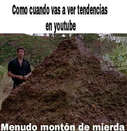 Las tendencias de Youtube