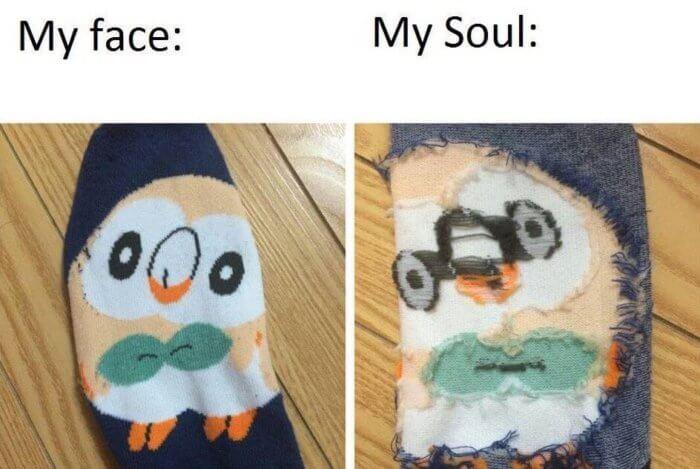 Nuestro rostro vs nuestra alma