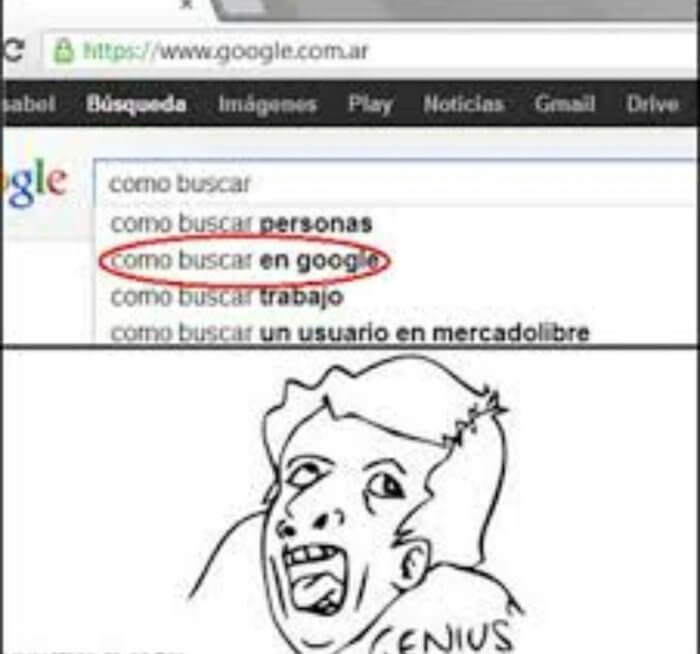 Cosas que las personas buscan en google