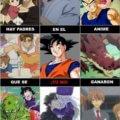 Hay grandes padres en el anime