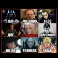 Hay villanos que no podemos odiar