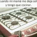 Cuando tienes que cocinar