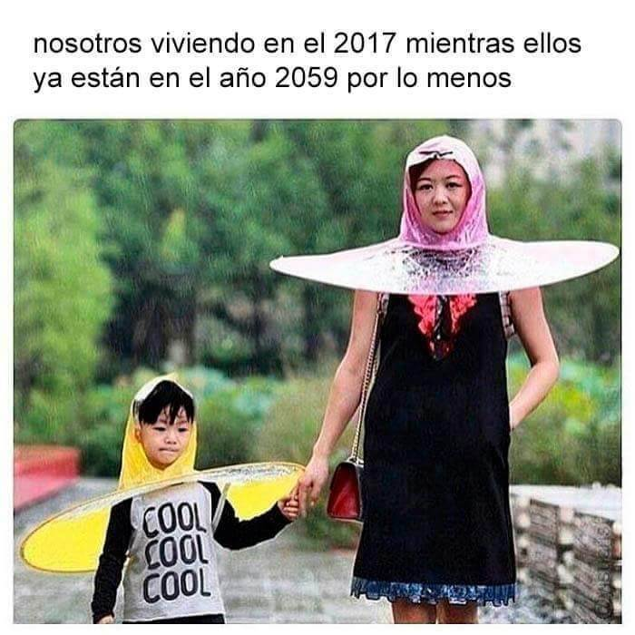 Esto es el futuro