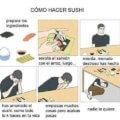 Formas de hacer sushi