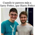 Mas Harry Potter
