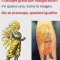 Tatuajes gratis por inaguracion