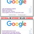 Historia de Internet de mujeres vs hombres