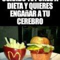 Cuando te pones a dieta