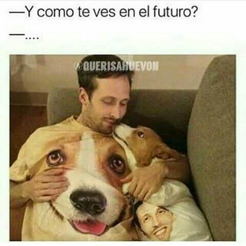 Y como te ves en el futuro