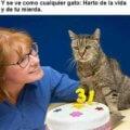 El gato mas longevo del mundo