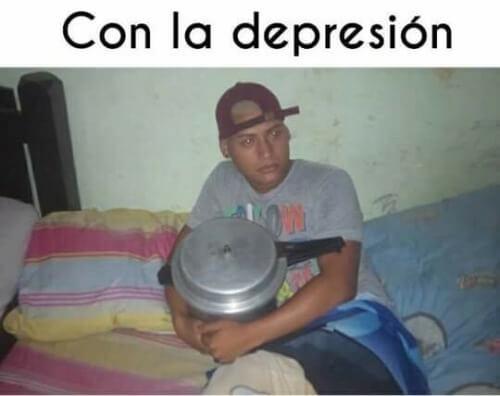 Con la depresion