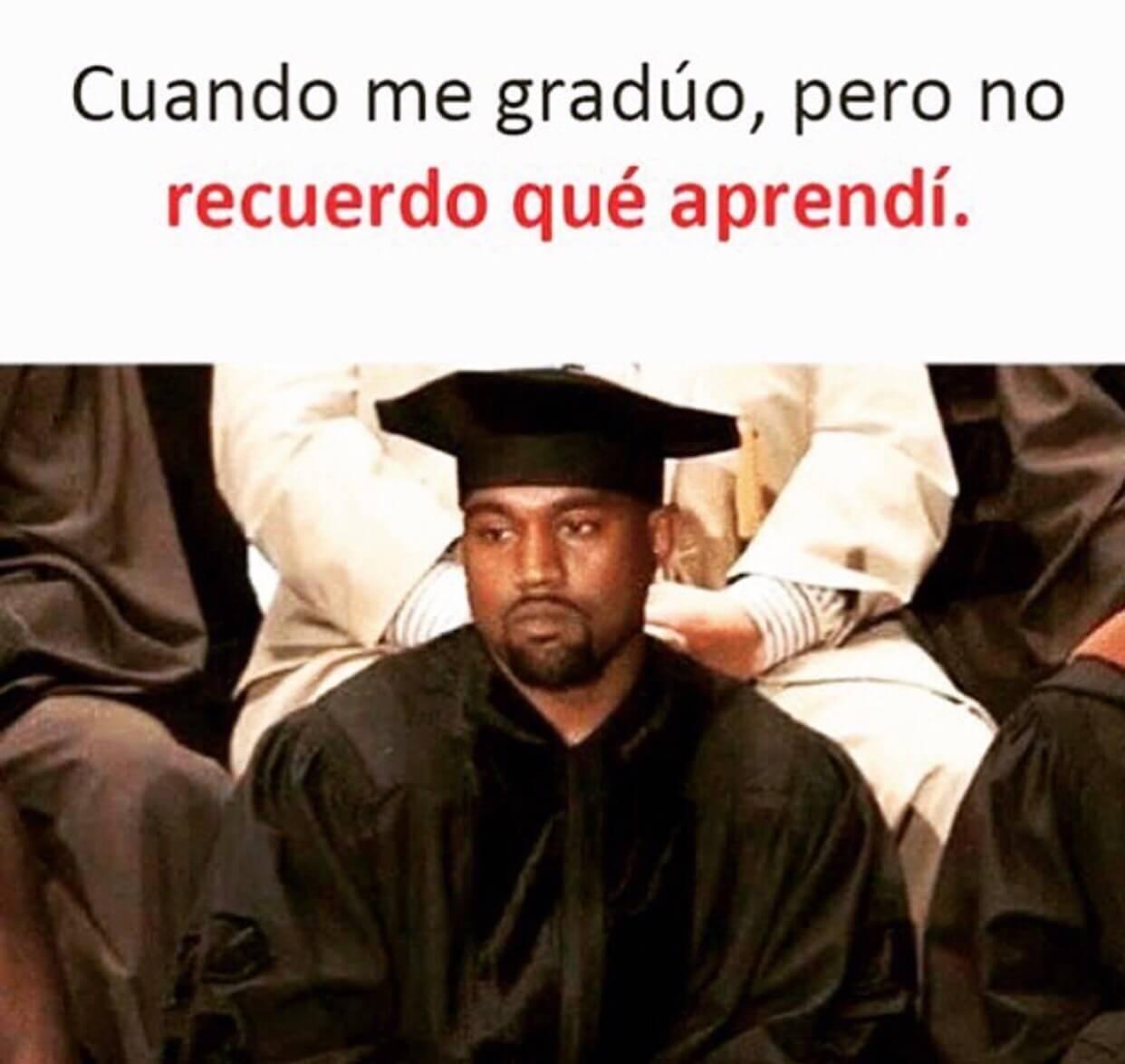 Cuando me graduo