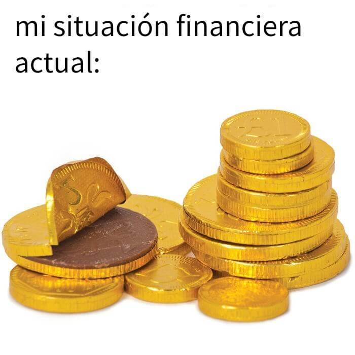 Situacion financiera actual