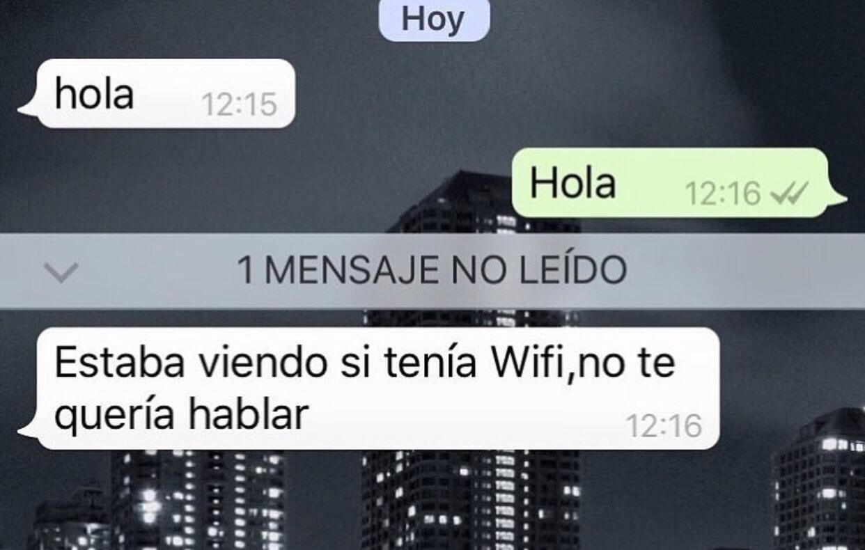 Como revisar si tenemos wifi