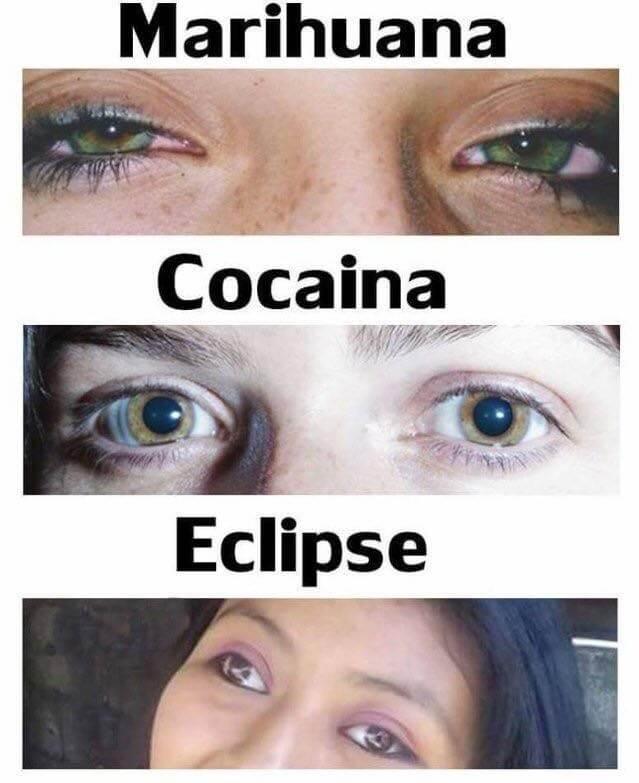 Diferentes tipos de drogas