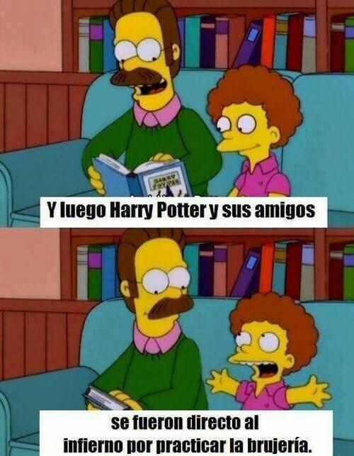 El verdadero final de Harry Potter