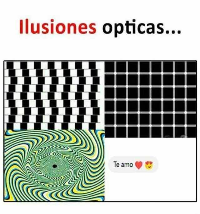 Grandes ilusiones opticas
