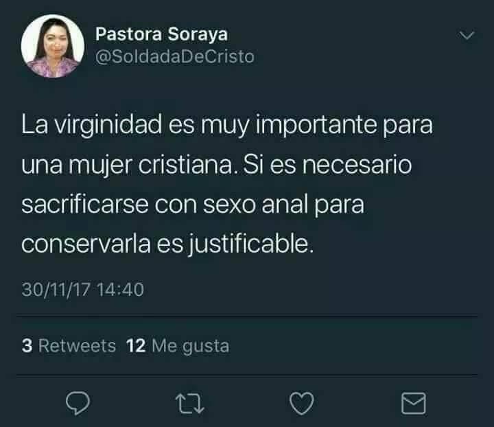 La virginidad es muy importante