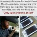 Galletas de Iphone