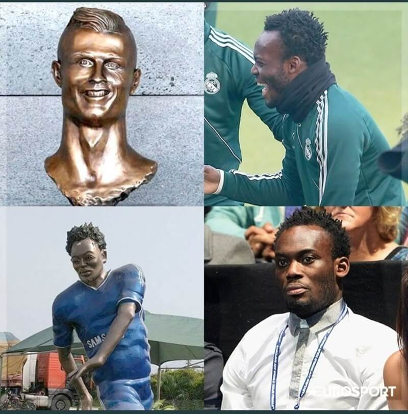 Malas estatuas