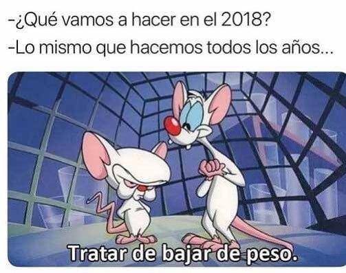 Nuestras metas para el 2018