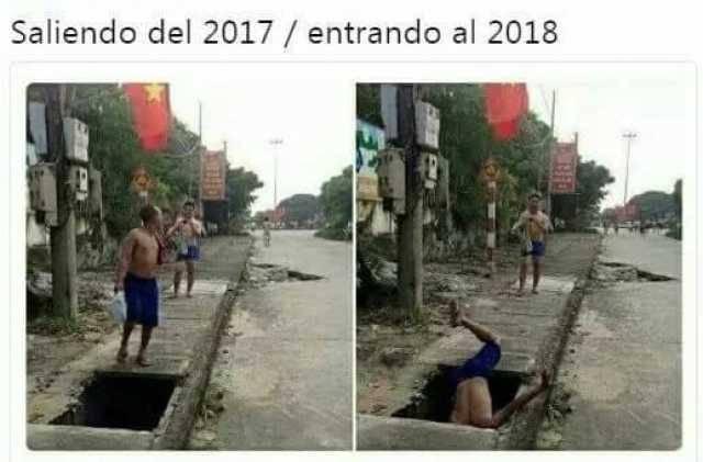 Terminando el 2017 para empezar el 2018