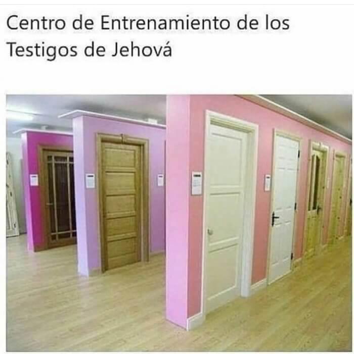 Centro de entrenamiento de testigos de Jehova