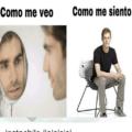 Como me veo vs como me siento