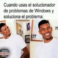 El solucionador de Windows