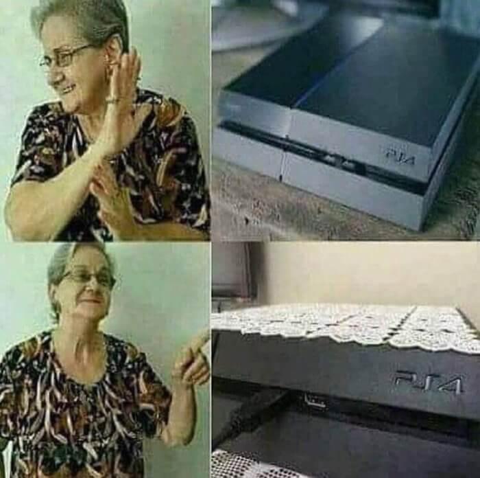 Formas de cuidar la PlayStation