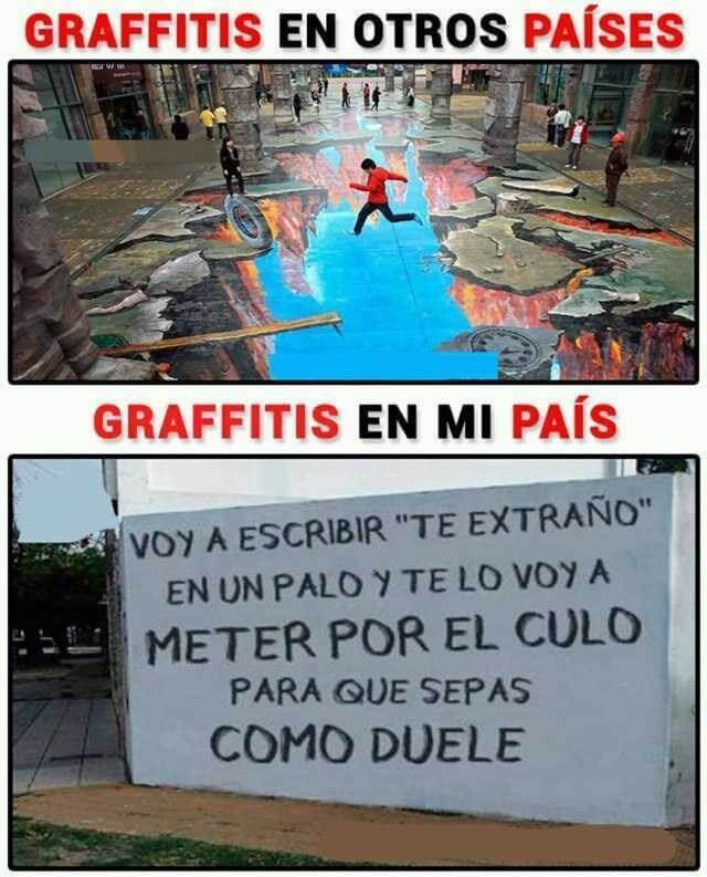 Graffittis