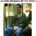 La vida despues de toy story