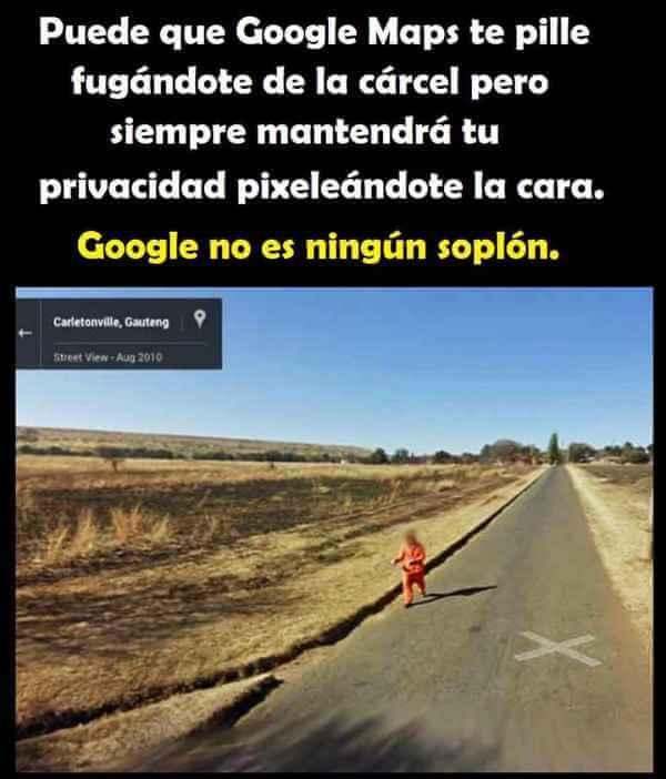 Google no es ningun soplon