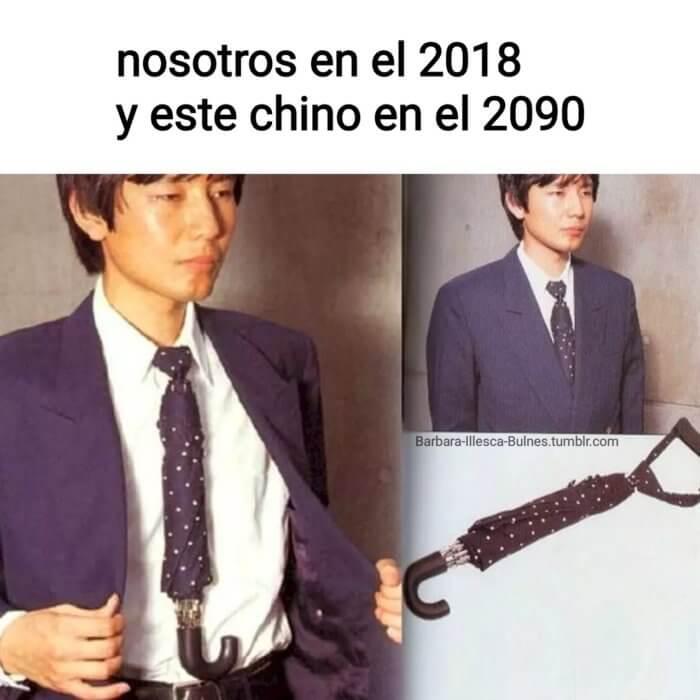 Nosotros en el 2018 y el en 2090