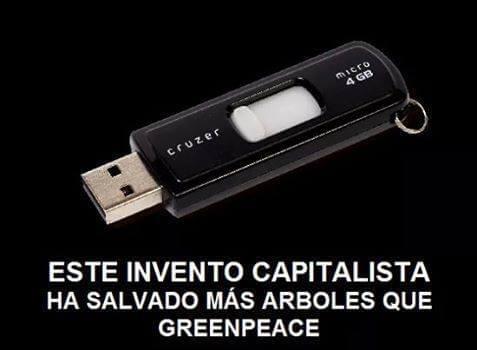 Este invento a salvado mas arboles que greenpeace