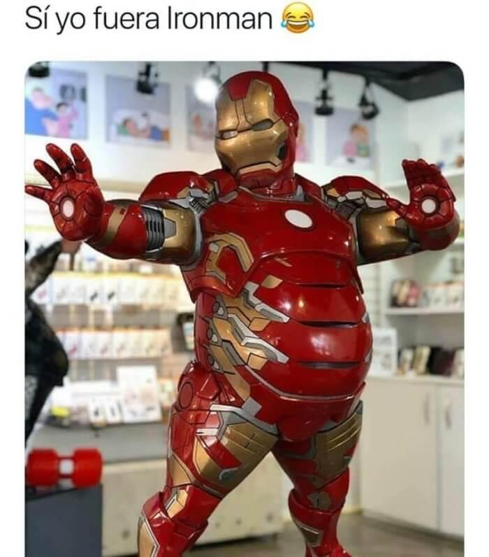 Si yo fuera Ironman