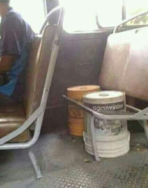 Como es el transporte publico en tu pais