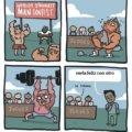 El hombre mas fuerte del mundo