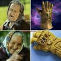 Preferencias de tu abuelita