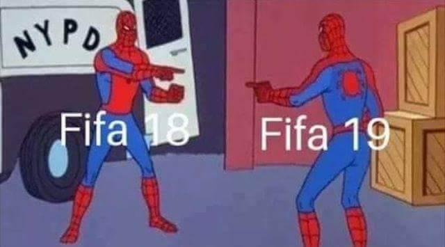 Un nuevo FIFA