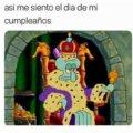 El dia de mi cumpleaños